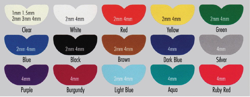 sports mouthguard colours balmoral-dental-centre